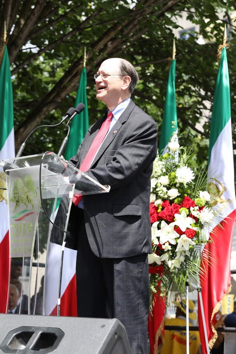 3- Iran Solidarity March 2019 - Rep. Brad Sherman Speaking - June 21, 2019 - Washington DC across DOS (30)
