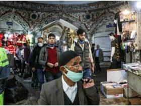 Unrest Prompts Iran